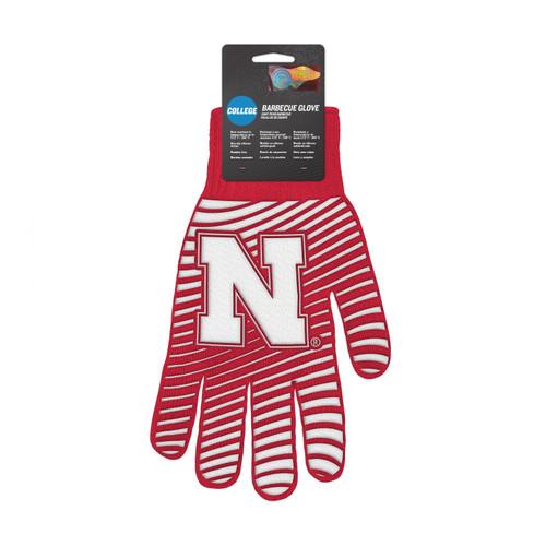 Nebraska Cornhuskers Glove BBQ Style