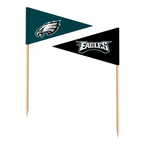 Philadelphia Eagles Toothpick Flags