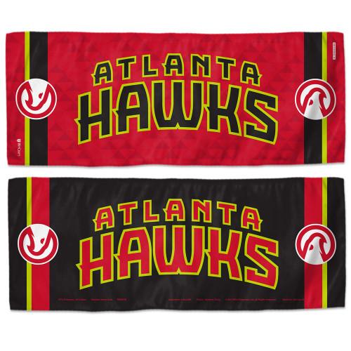 Atlanta Hawks Cooling Towel 12x30 - Special Order