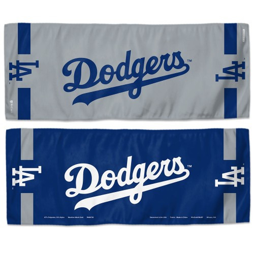 Los Angeles Dodgers Cooling Towel 12x30 - Special Order