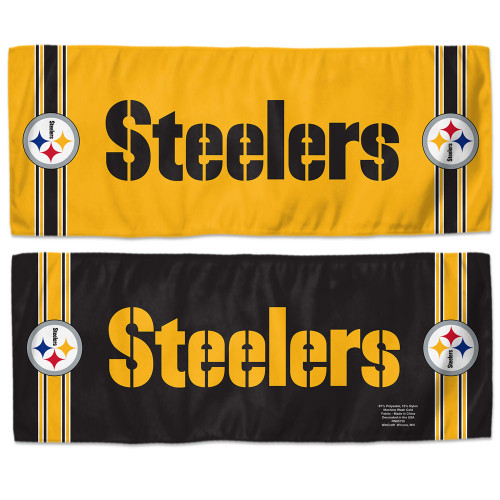Pittsburgh Steelers Cooling Towel 12x30