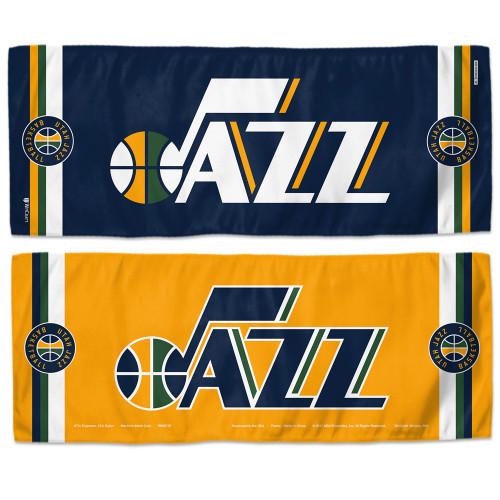 Utah Jazz Cooling Towel 12x30 - Special Order