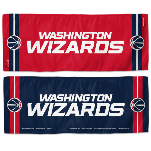 Washington Wizards Cooling Towel 12x30 - Special Order