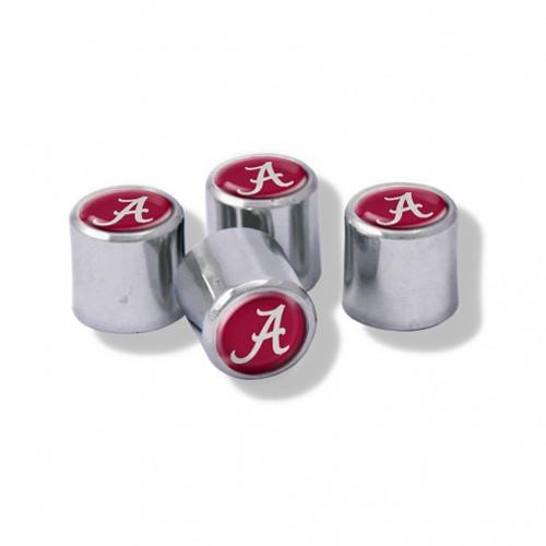 Alabama Crimson TideValve Stem Caps