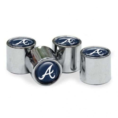 Atlanta Braves Valve Stem Caps - Special Order