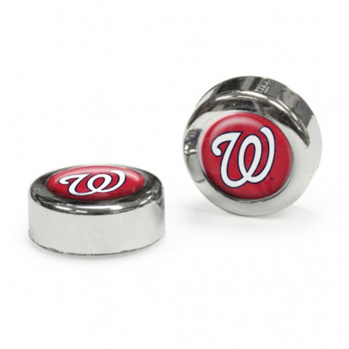 Washington Nationals Screw Caps Domed - Special Order