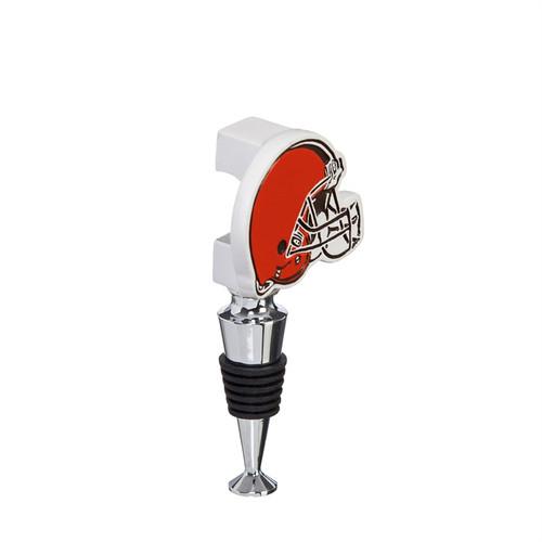 Cleveland Browns Wine Bottle Stopper Logo - Special Order