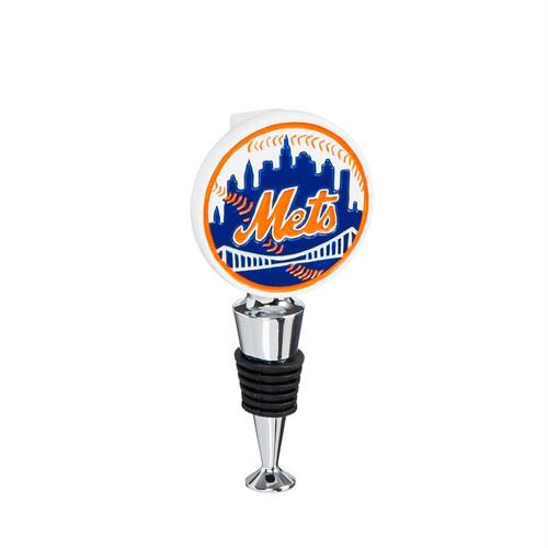 New York Mets Wine Bottle Stopper Logo - Special Order