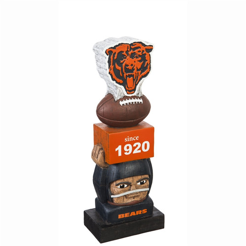 Chicago Bears Garden Statue Vintage Design - Special Order