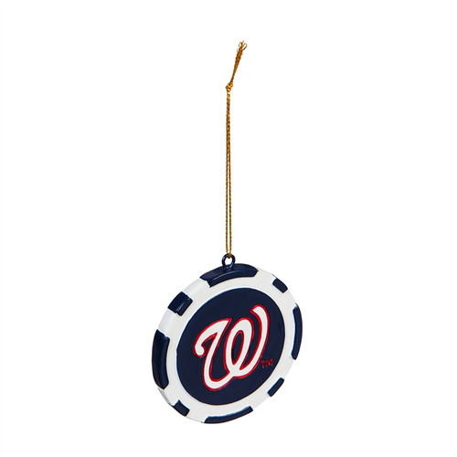 Washington Nationals Ornament Game Chip - Special Order