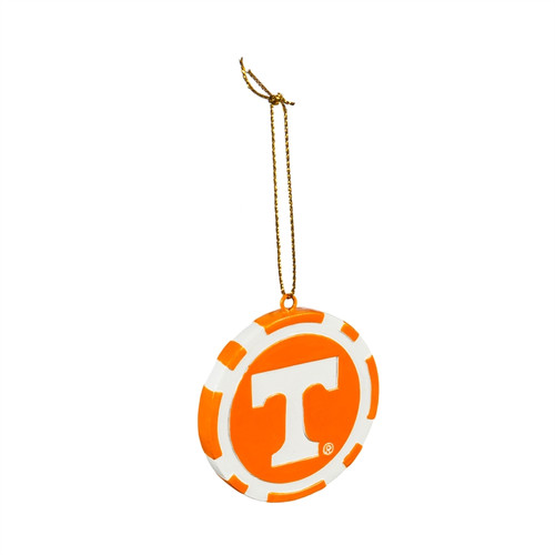 Tennessee Volunteers Ornament Game Chip - Special Order
