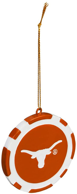 Texas Longhorns Ornament Game Chip - Special Order