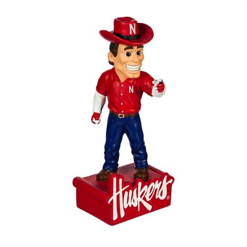 Nebraska Cornhuskers Garden Statue Mascot Design - Special Order