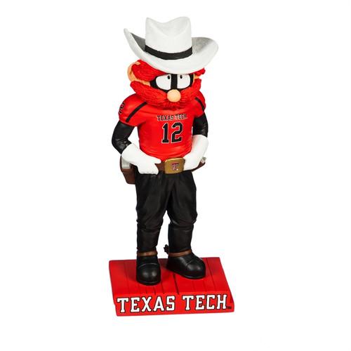Texas Tech Red Raiders Garden Statue Mascot Design - Special Order
