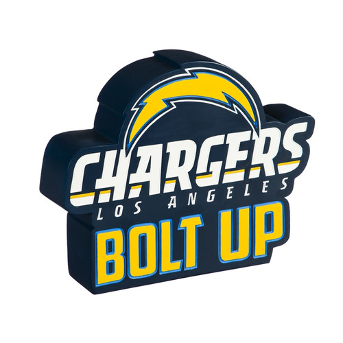 Los Angeles Chargers Garden Statue Mascot Design - Special Order