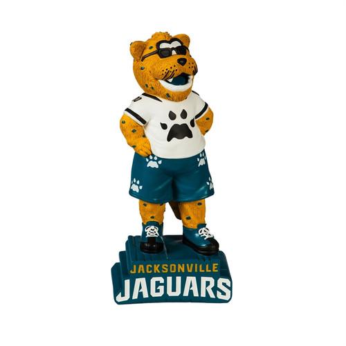 Jacksonville Jaguars Garden Statue Mascot Design - Special Order