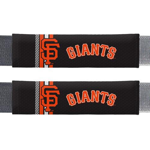 San Francisco Giants Seat Belt Pads Rally Design CO