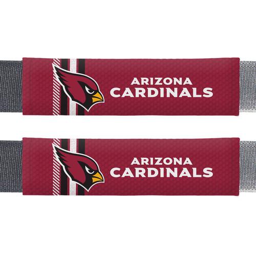 Arizona Cardinals Seat Belt Pads Rally Design