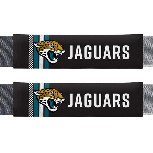 Jacksonville Jaguars Seat Belt Pads Rally Design CO