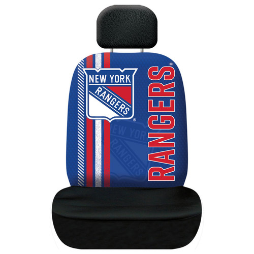 New York Rangers Seat Cover Rally Design - Special Order