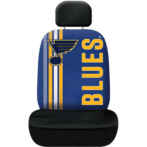 St. Louis Blues Seat Cover Rally Design