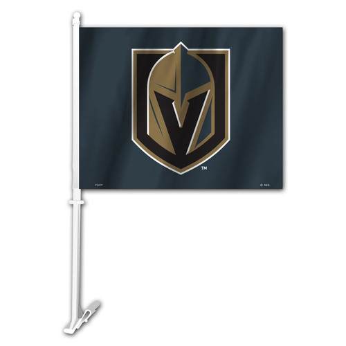 Vegas Golden Knights Flag Car Style - Special Order