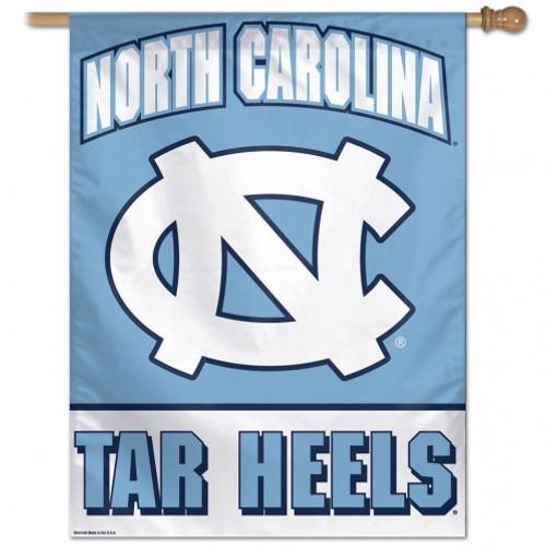 North Carolina Tar Heels Banner 28x40 Vertical Second Alternate Design - Special Order