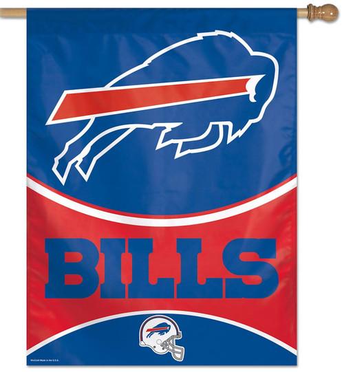 Buffalo Bills Banner 28x40 Vertical