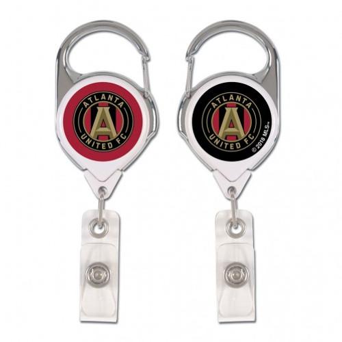 Atlanta United FC Badge Holder Premium Retractable - Special Order