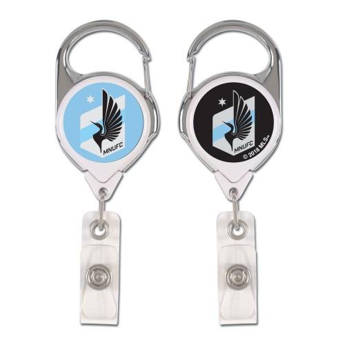 Minnesota United FC Badge Holder Premium Retractable - Special Order