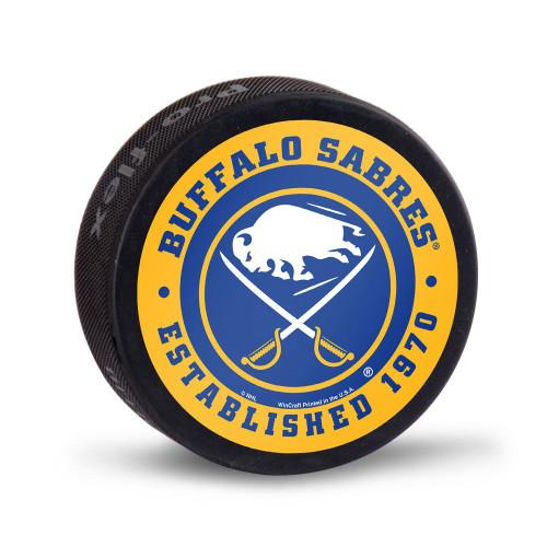 Buffalo Sabres Hockey Puck Bulk - Special Order