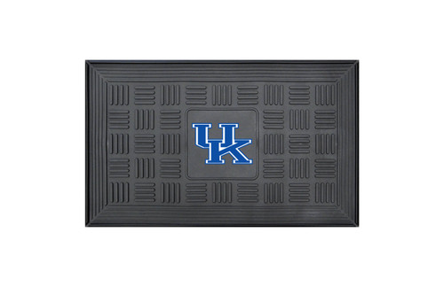 Kentucky Wildcats Door Mat 19x30 Medallion - Special Order