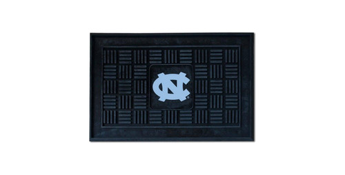 North Carolina Tar Heels Door Mat 19x30 Medallion - Special Order