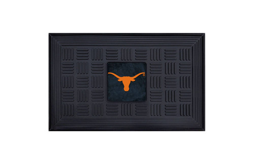 Texas Longhorns Door Mat 19x30 Medallion - Special Order