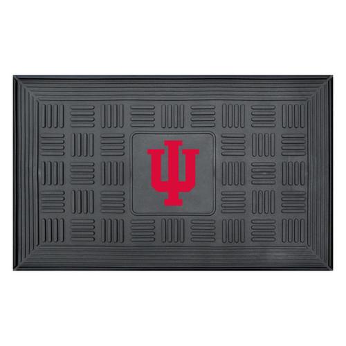 Indiana Hoosiers Door Mat 19x30 Medallion - Special Order