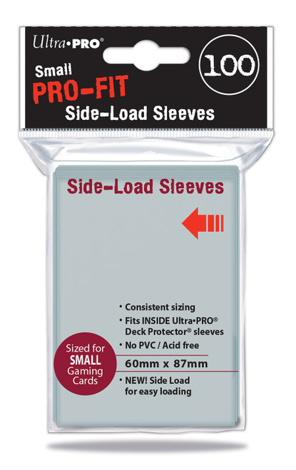 Deck Protector - Pro-Fit - Small Side Load (100 per pack)
