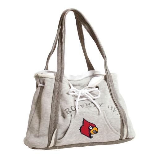 Louisville Cardinals Hoodie Purse - Special Order