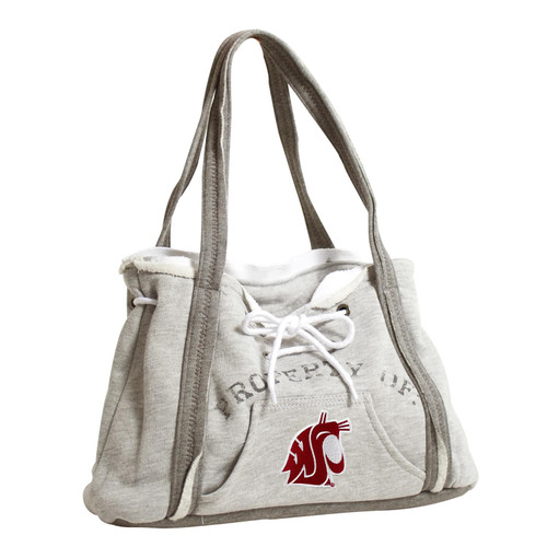 Washington State Cougars Hoodie Purse - Special Order