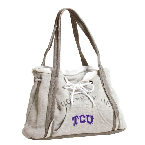 TCU Horned Frogs Hoodie Purse - Special Order