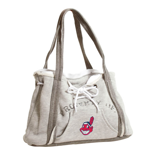 Cleveland Indians Hoodie Purse - Special Order