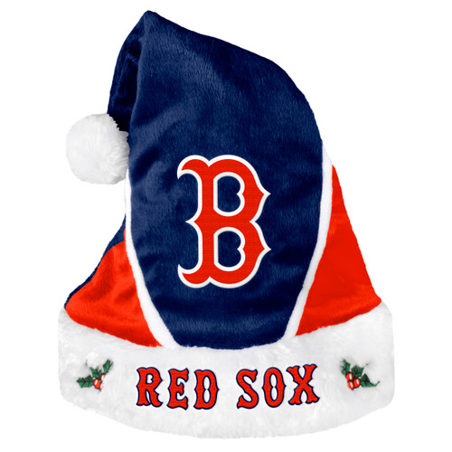 Boston Red Sox Santa Hat Colorblock - Special Order
