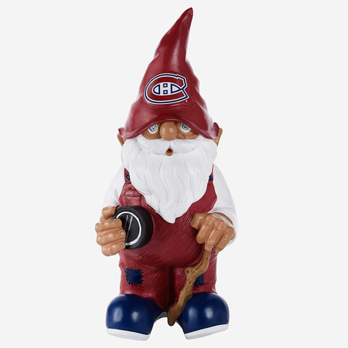 Montreal Canadiens Garden Gnome 11 Inch Team - Special Order