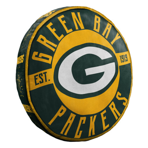 Green Bay Packers Pillow Cloud to Go Style