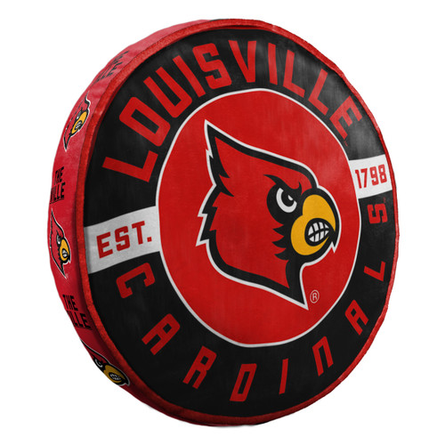 Louisville Cardinals Pillow Cloud to Go Style - Special Order