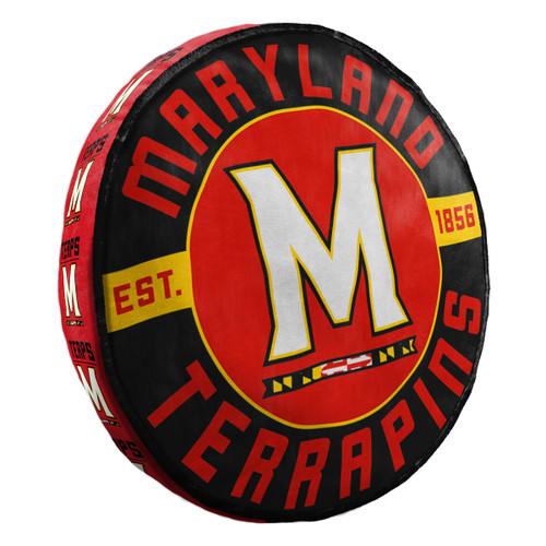 Maryland Terrapins Pillow Cloud to Go Style - Special Order