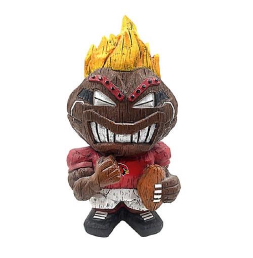 Arizona Cardinals Tiki Character 8 Inch - Special Order