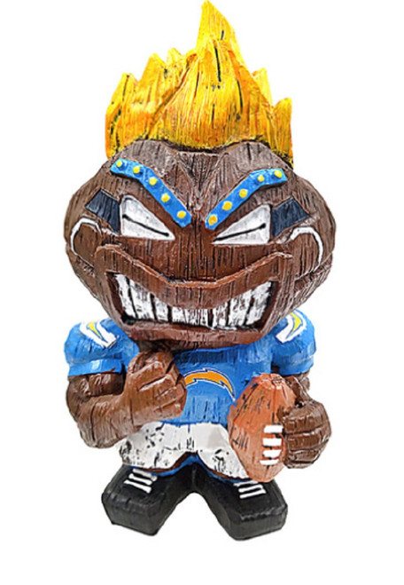 Los Angeles Chargers Tiki Character 8 Inch - Special Order