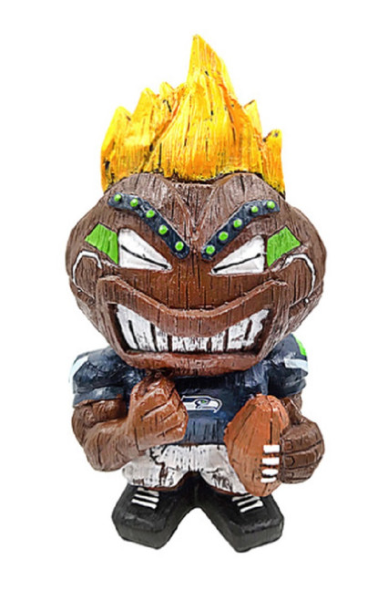 Seattle Seahawks Tiki Character 8 Inch - Special Order