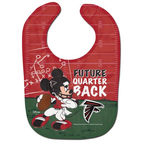 Atlanta Falcons Baby Bib All Pro Future Quarterback - Special Order