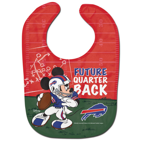 Buffalo Bills Baby Bib All Pro Future Quarterback - Special Order